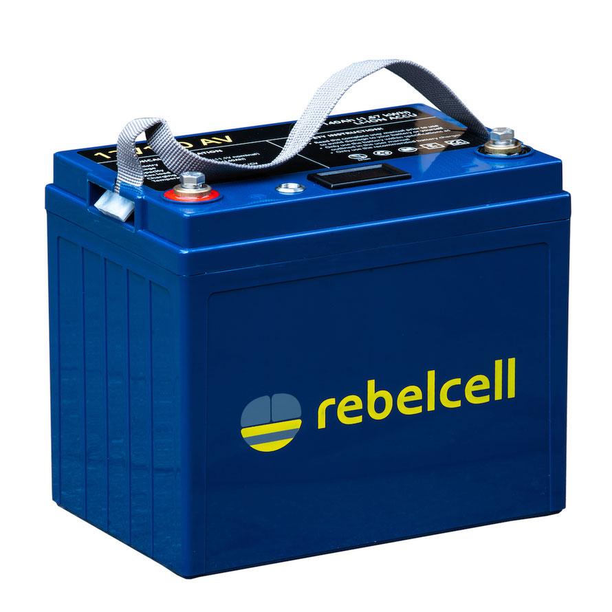 Die neueste Generation der Rebelcell Li-ion Akkus ist jetzt mit allen Motorherstellern kompatibel