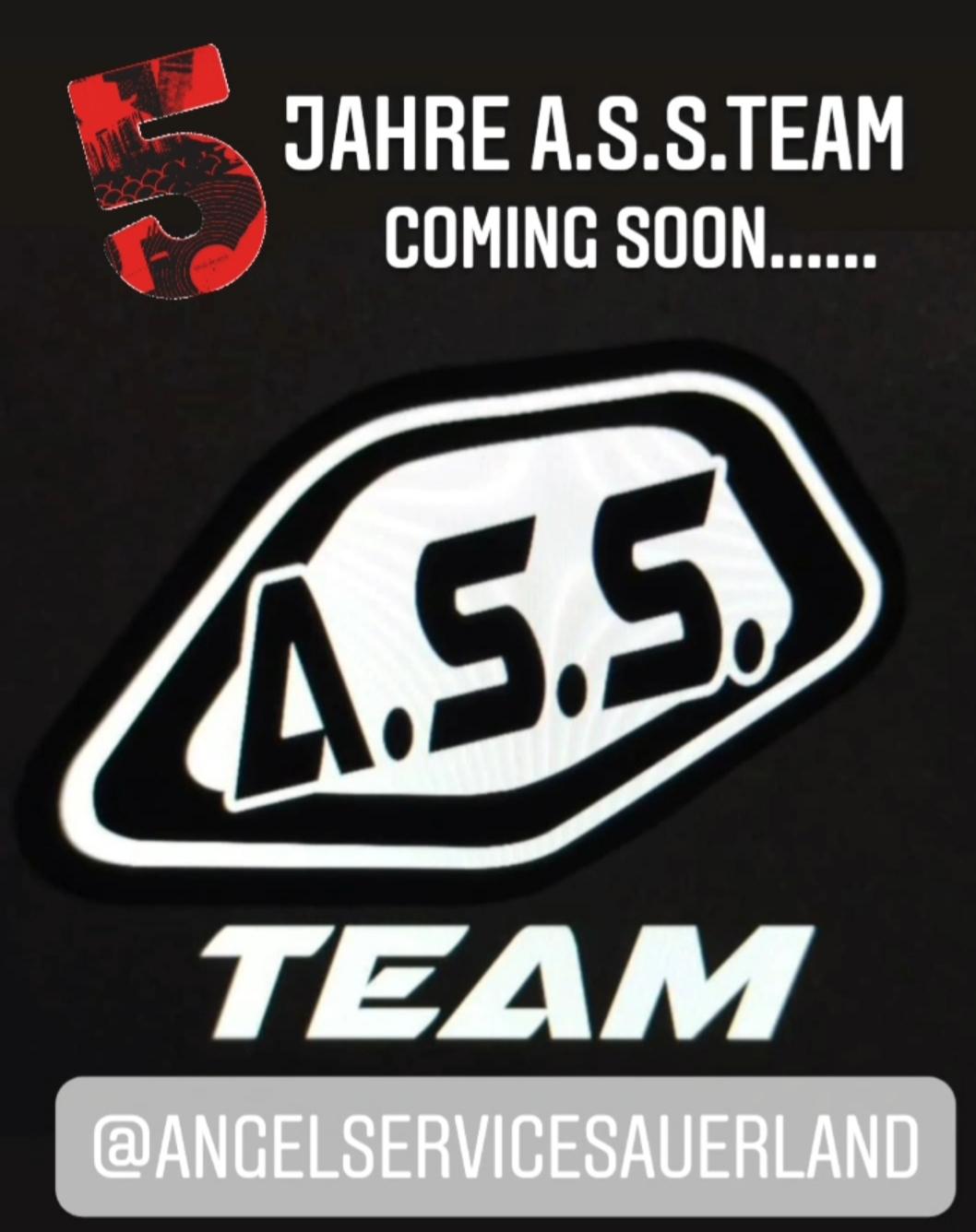5 Jahre A.S.S.-Team (Angelservice-Sauerland-Team)