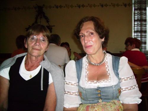 zwei SK-Freundinnen