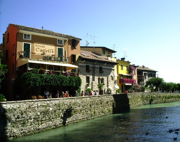 in Sirmione