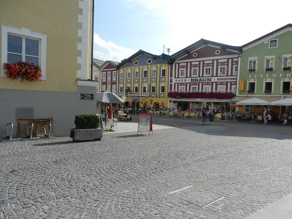 Hauptplatz in Mondsee