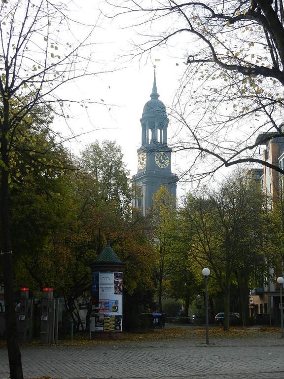 Ausgangspunkt - St. Michaeliskirche