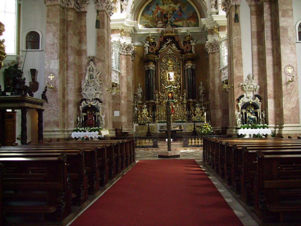 im Dom zu St. Jakob
