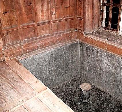 Badewanne von Philipine Welser