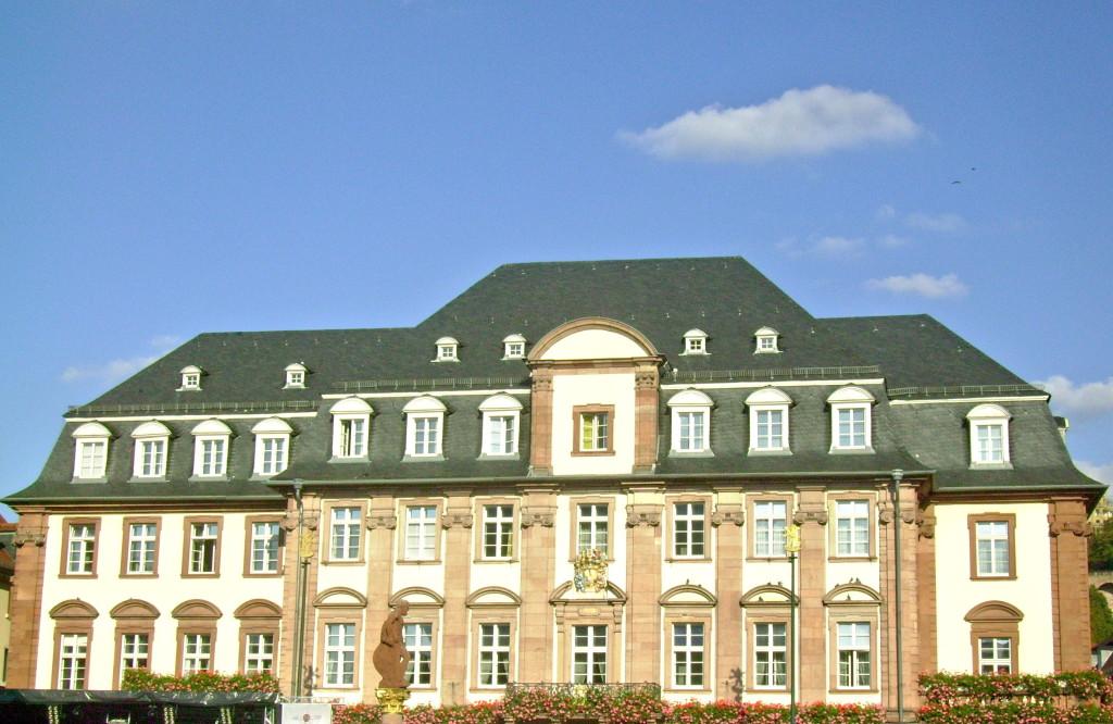 ...in Heidelberg