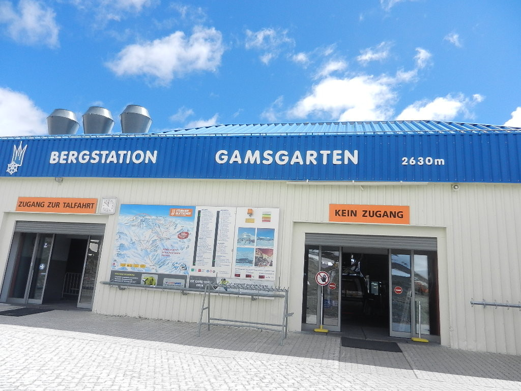 Bergstation Gamsgarten
