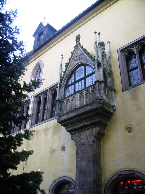 Erkerfenster des Reichssaales