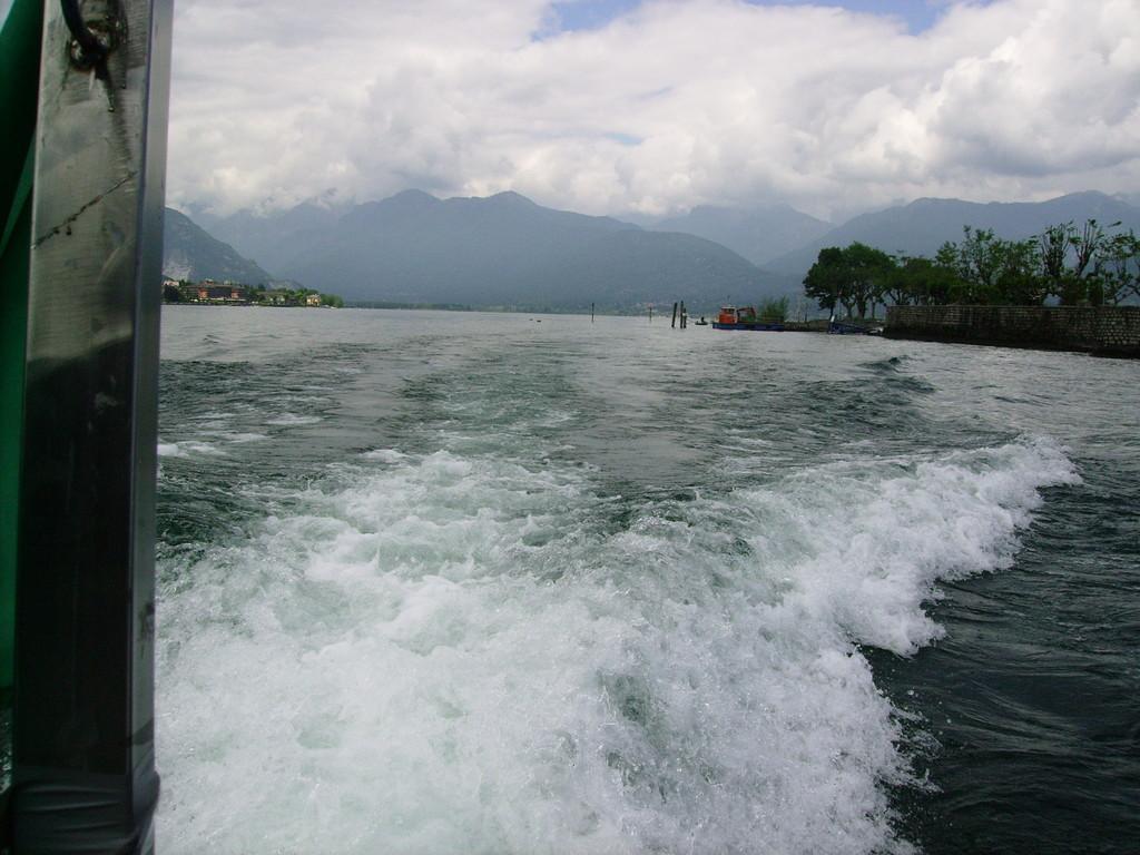 Weiterfahrt zur Insel Prescatori