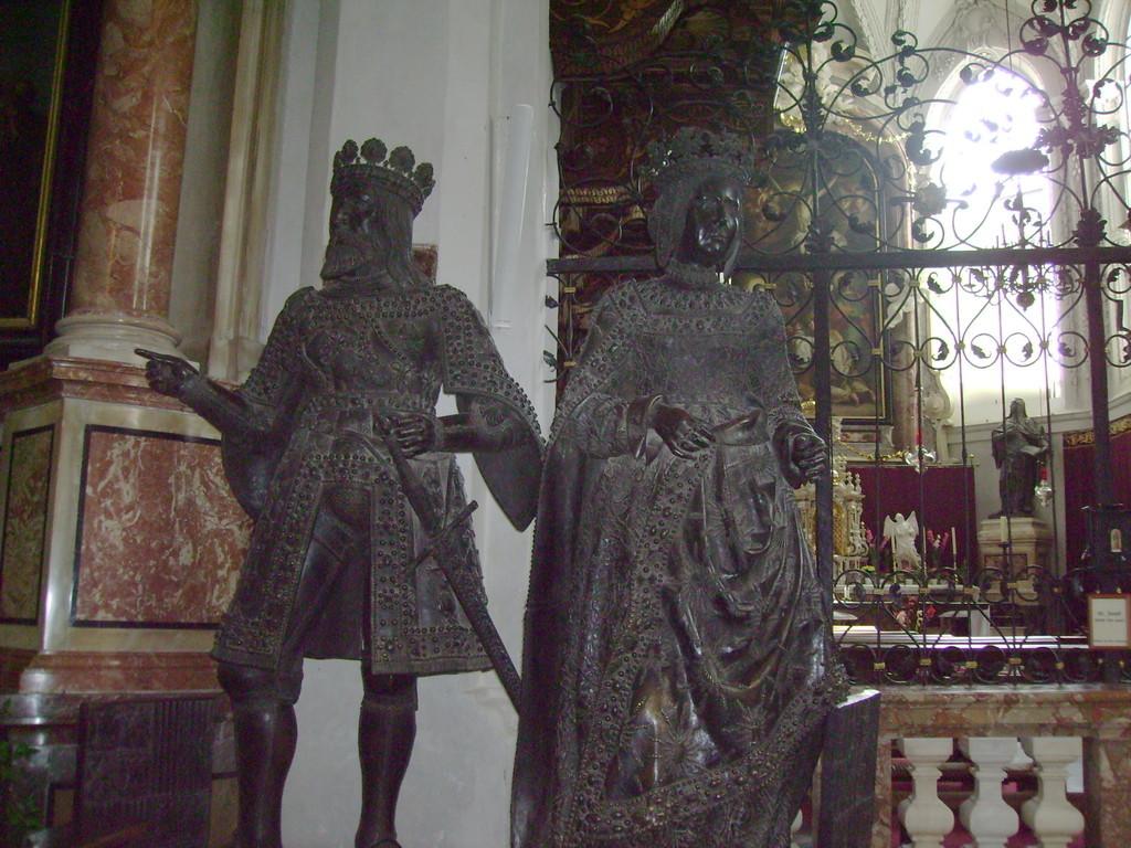 in der Hofkirche