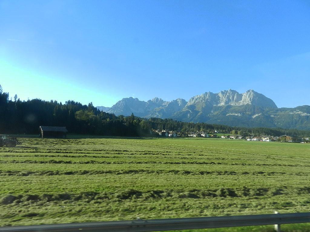 .... das Kaisergebirge