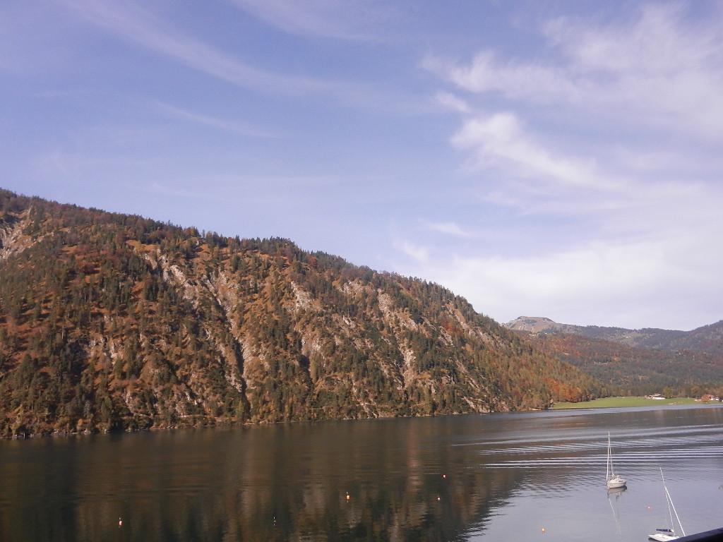 vorbei am Achensee.....
