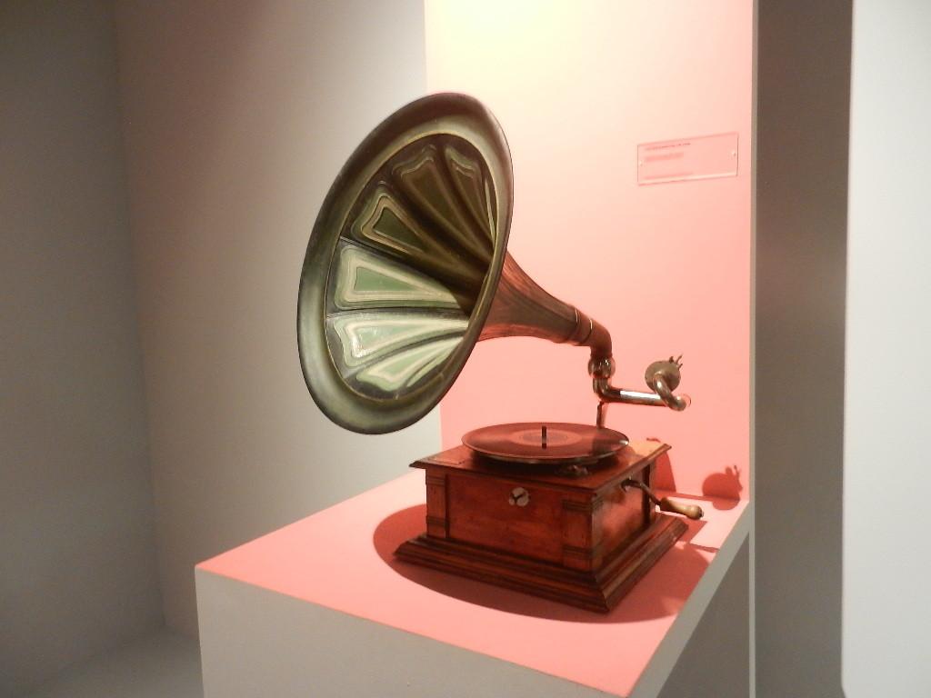 Sonderausstellung - Musik aus der Dose