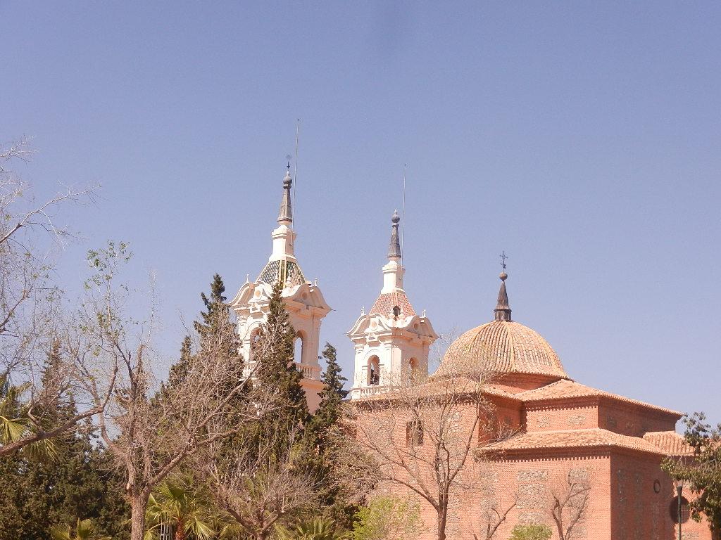 """Wallfahrtskirche """"""""Fuensanta"""""""