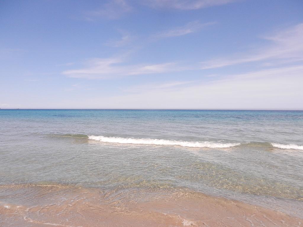 Strandwanderung am Mittelmeer ( in der Freizeit :-)