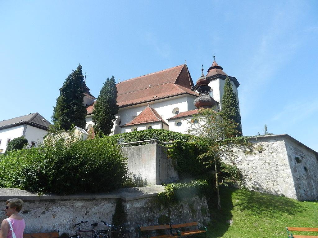 Pfarrkirche v. Traunkirchen