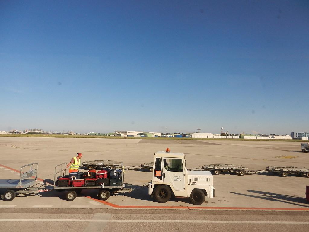 Flughafen Brindisi