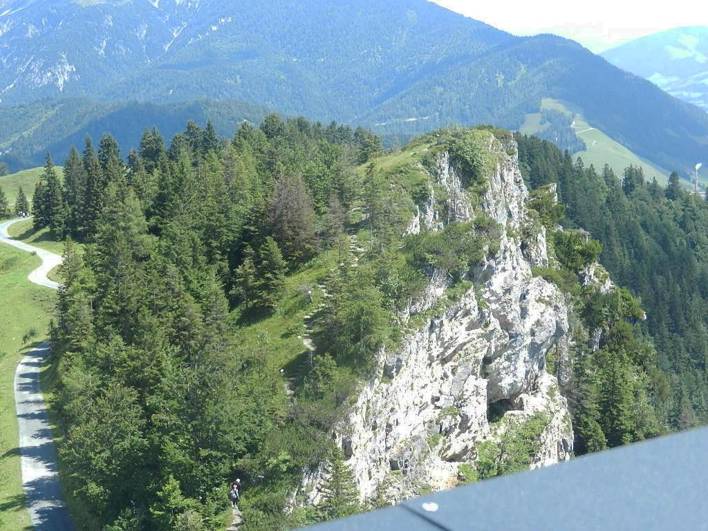 Blick von der Aussichtsplattform