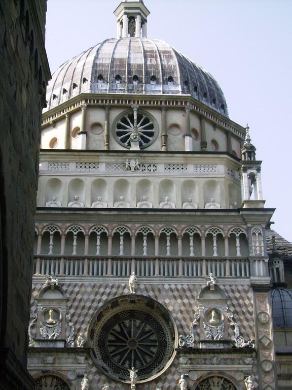 in der Altstadt v. Bergamo