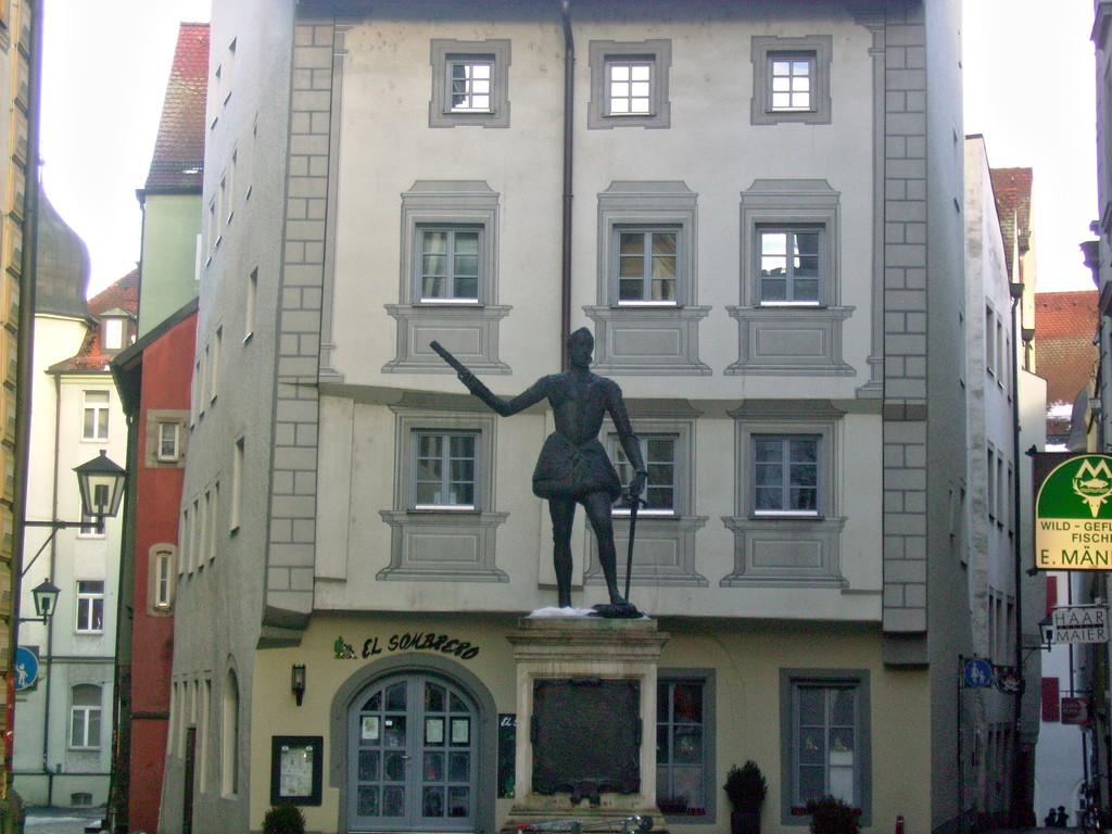 Denkmal d. Don Juan de Austria