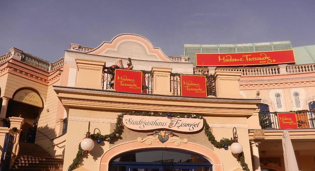 Madame Tussaud - ist das Wachsfigurenkabinett