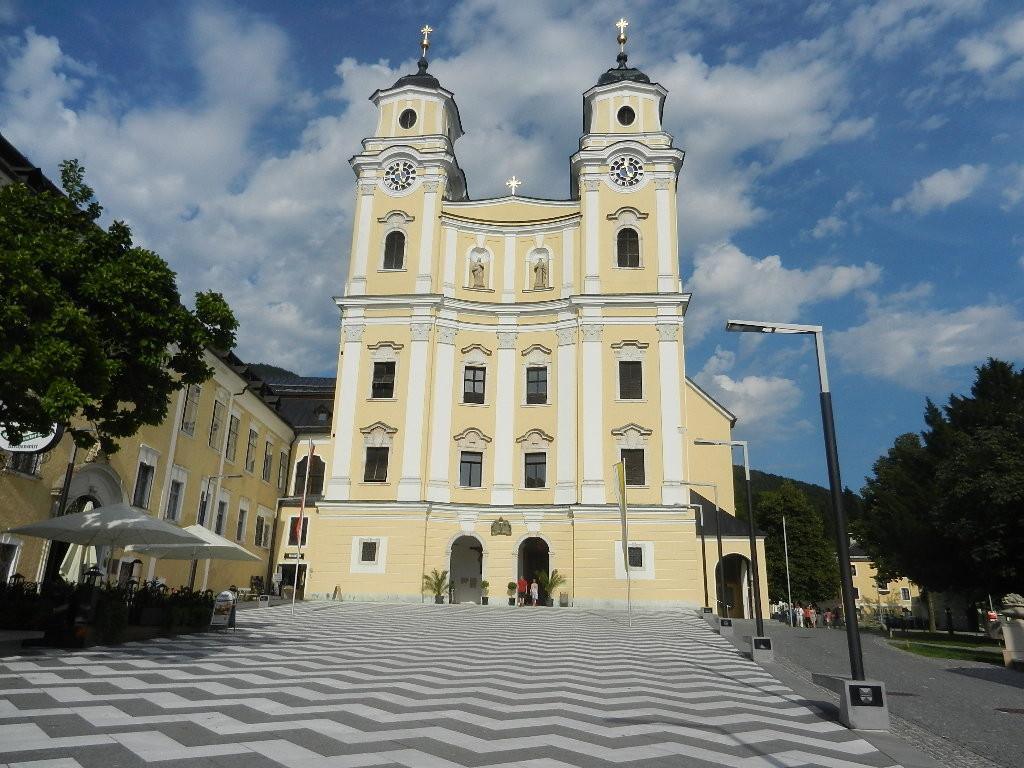 Kirche in Mondsee