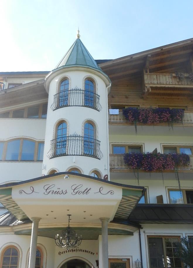 """""""unser"""" Hotel - die Herrschaftstaverne"""