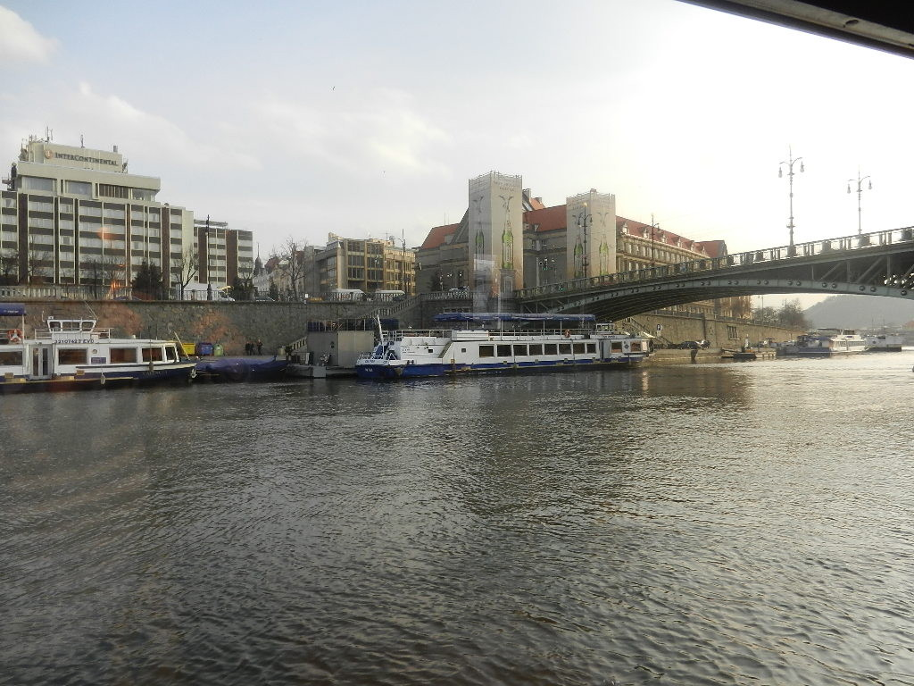 Impression vom Schiff aus