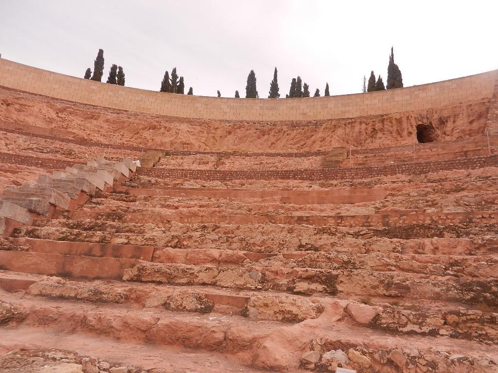 1987 wurde in Cartagena ein im 1. Jahrhundert nach Christi das  Amphitheater entdeckt