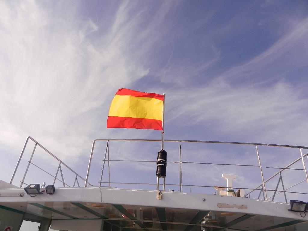 Bootsfahrt auf dem Mar Menor