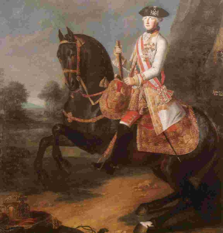 Bildnis Kaiser Franz Josef II