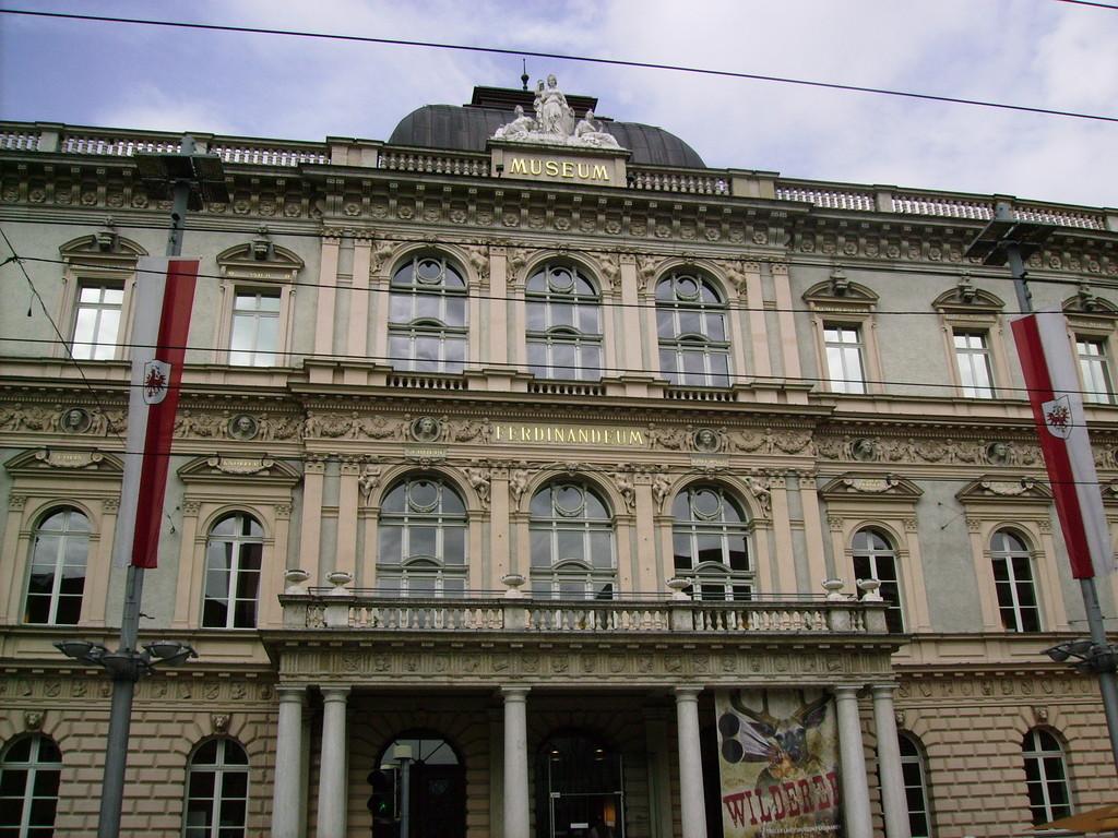 "Tiroler Landesmuseum "" Ferdinandeum"""