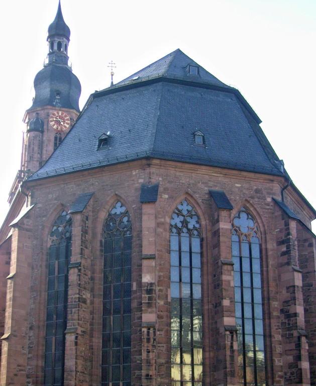 Evang. Heiliggeistkirche ...