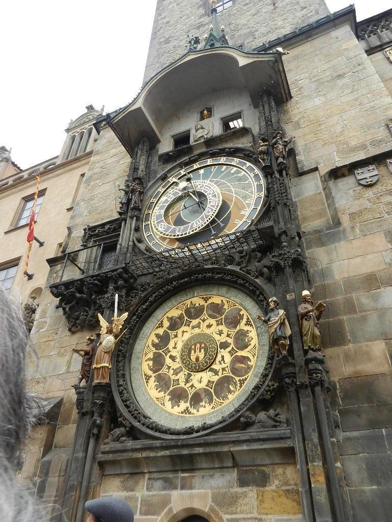 Rathaus-Uhr