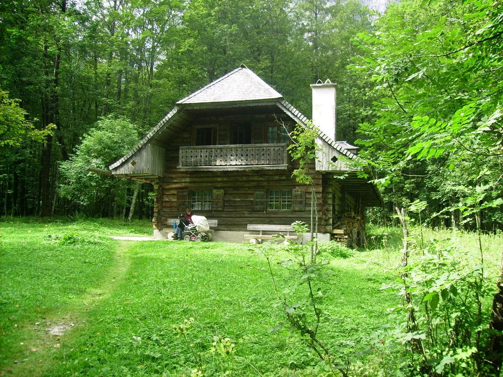 Informationshaus für den Nationalpark