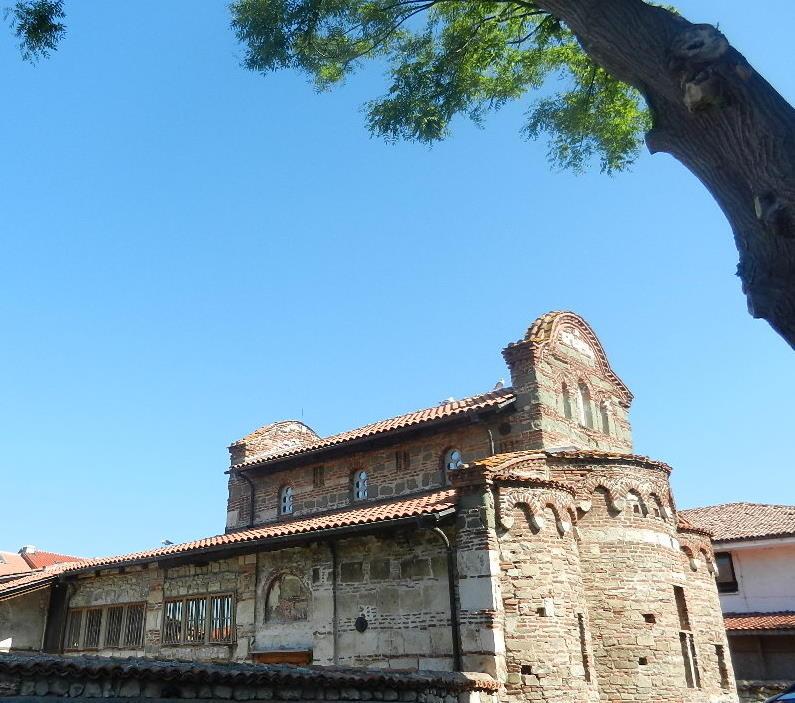 Kirche Johann des Täufers