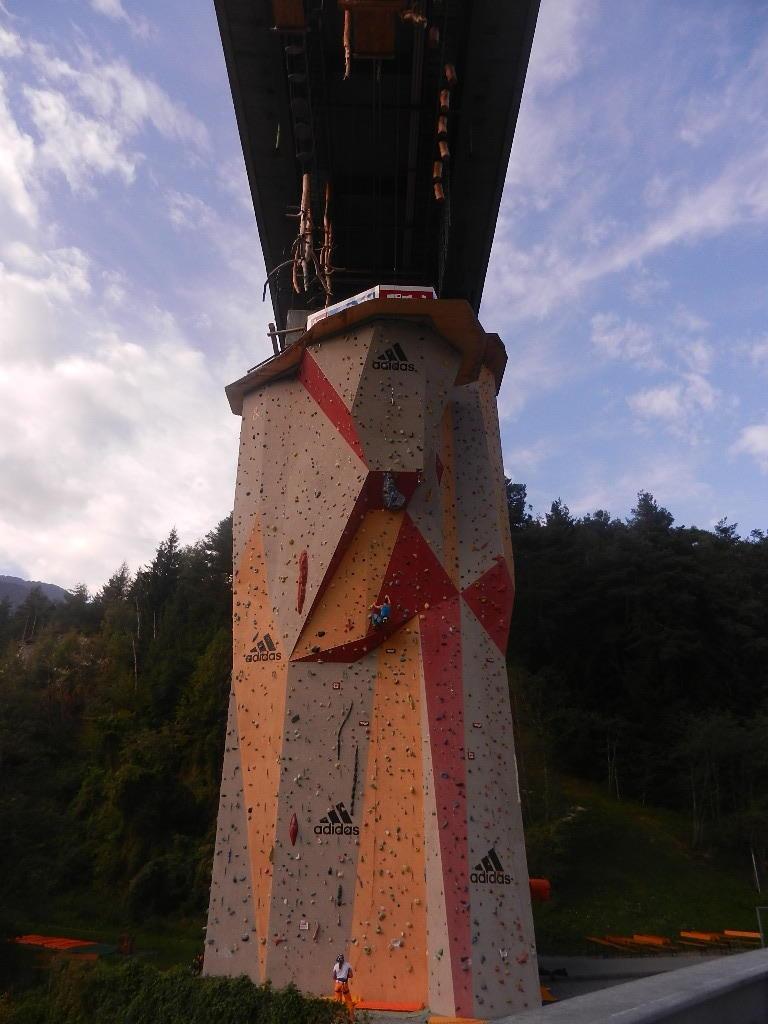 """im """"Area 47"""" Freizeitzentrum im vorderen Ötztal im Tiroler Oberland"""