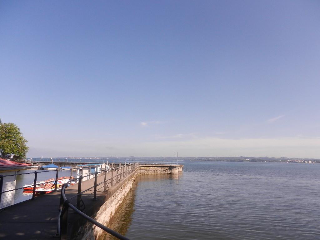 im Hafen v. Bregenz