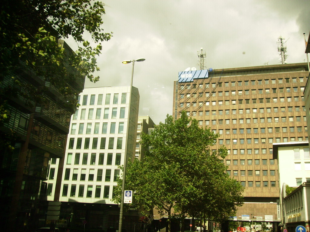 Zentrale des Westdeutschen Rundfunks
