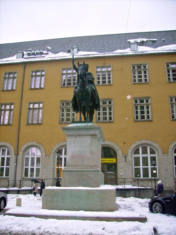 Denkmal Ludwig des I