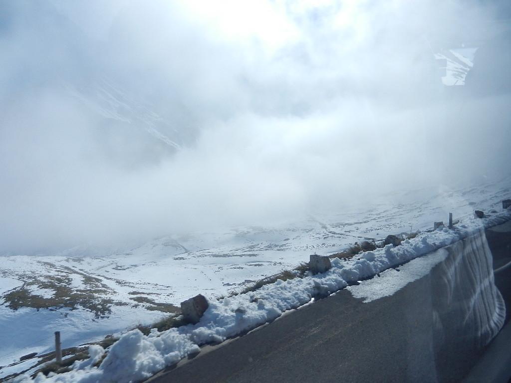kurzfristig ein Nebel