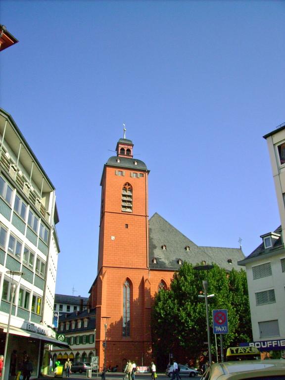 St. Quintin Kirche
