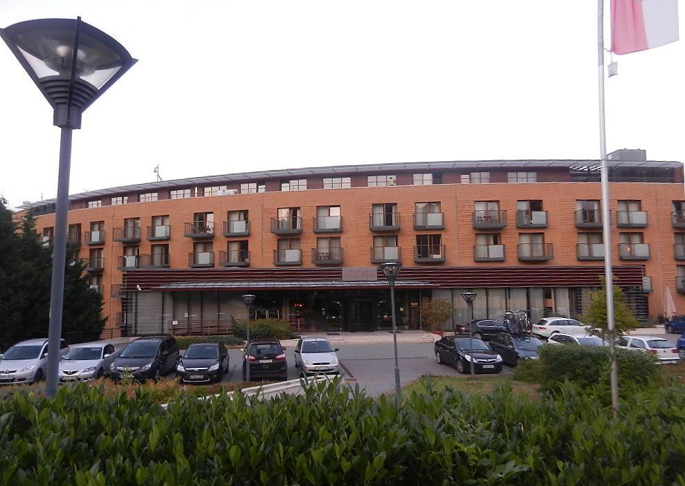 """""""unser"""" Hotel in Sopron"""