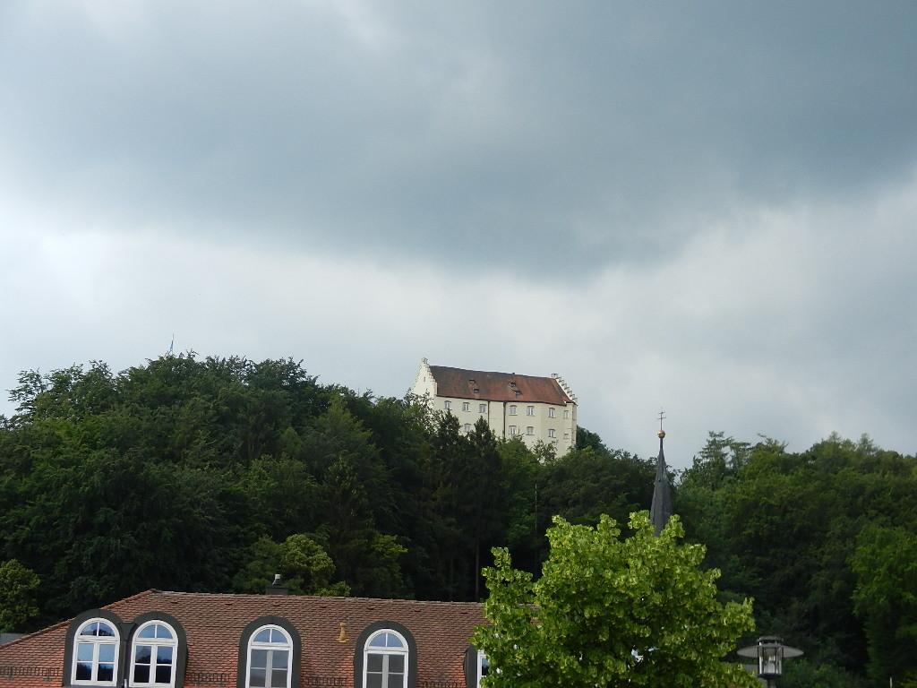 Schloss Rosenburg oberhalb v. Riedenburg