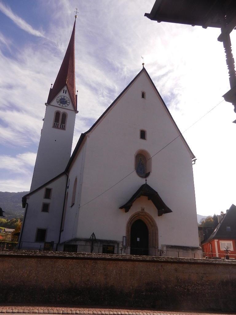 Pfarrkirche v. Brixlegg