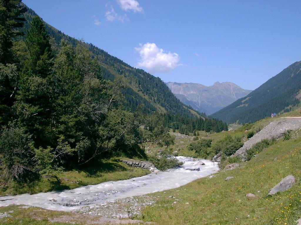 Ausblick v. Gletscherwanderweg
