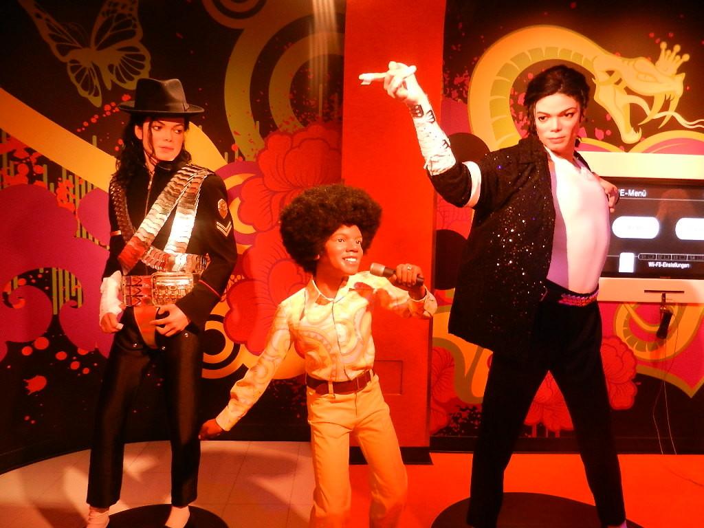 Michael Jackson - 3x