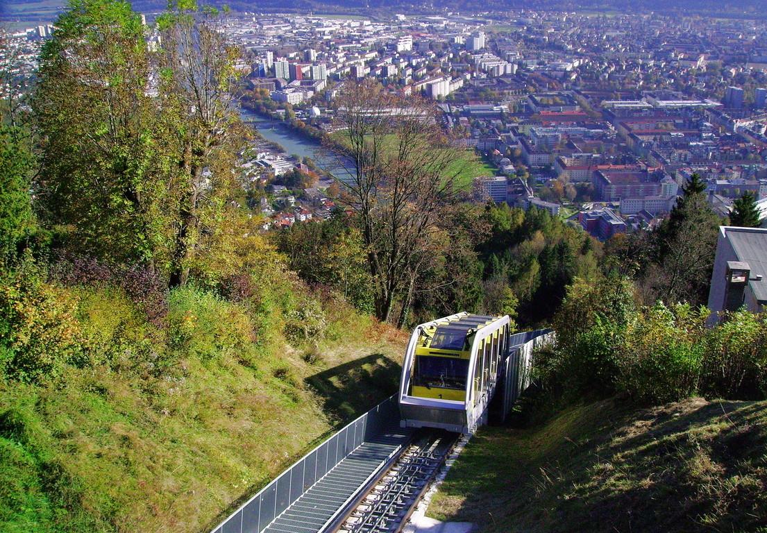 neue Hungerburgbahn