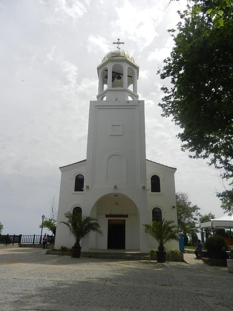 Kirche der Heiligen Brüder - Kiril u. Method