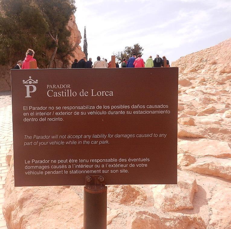 ...auf zum Castillo