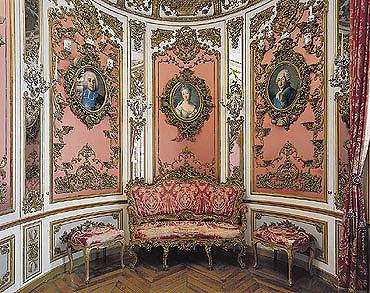 rosa Kabinett